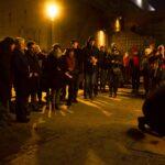 Gedenkfeier zu 72. Jahrestag der Auschwitz-Befreiung und Solidaritätskundgebung gegen Rechtsextremismus 4