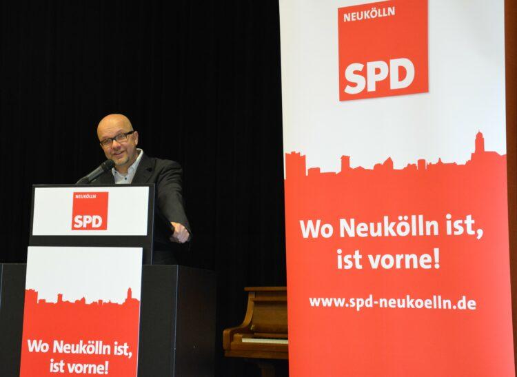 SPD Neukölln wählt erneut Fritz Felgentreu zum Bundestagskandidaten 2