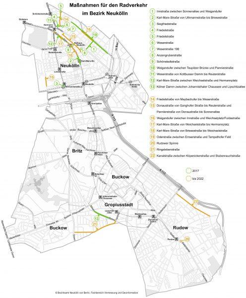 Stärkung des Neuköllner Radverkehrs 3