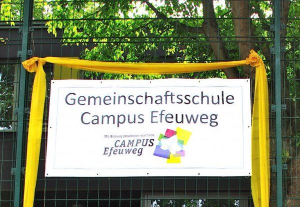 Weil die härtesten Kieze die besten Schulen brauchen: 2,7 Millionen Euro für den Campus Efeuweg in Neukölln 1