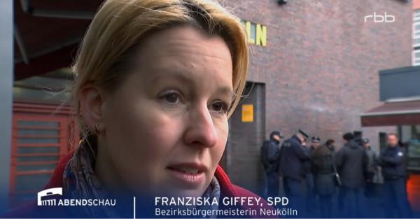 Aktionsplan gegen Drogenproblematik am Bahnhof Neukölln 1