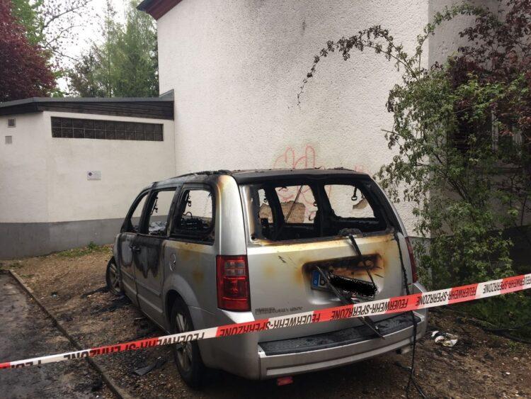 Wieder Brandanschlag auf engagierte Bürgerin in Neukölln 2