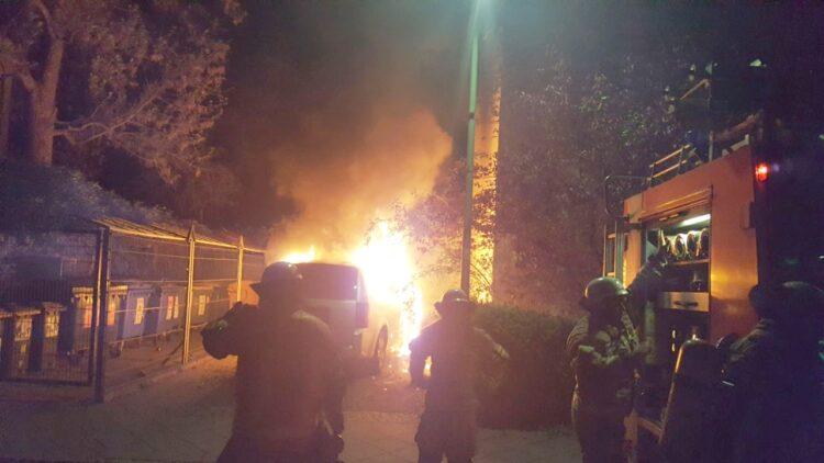 Wieder Brandanschlag auf engagierte Bürgerin in Neukölln 1