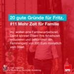 Gründe für Fritz 11