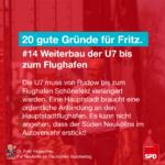 Gründe für Fritz 14