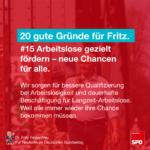 Gründe für Fritz 15