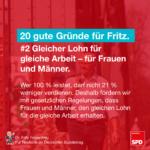 Gründe für Fritz 2
