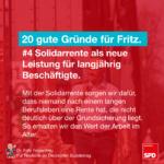 Gründe für Fritz 4