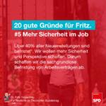 Gründe für Fritz 5