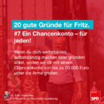 Gründe für Fritz 7