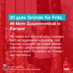 Gründe für Fritz 8
