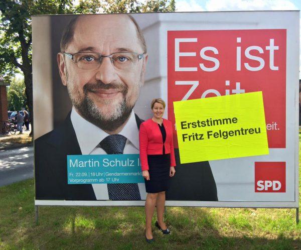 Zeit für Dr. Fritz Felgentreu – Ihre Wahl am Sonntag 1