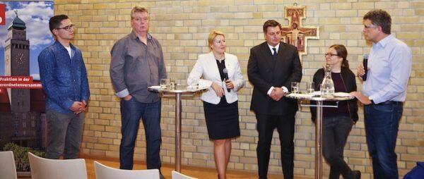 Fraktion vor Ort – Lesungen gegen Rechts in Rudows Kirchengemeinden 3