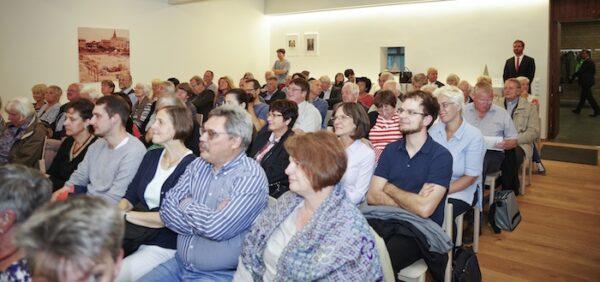 Fraktion vor Ort – Lesungen gegen Rechts in Rudows Kirchengemeinden 2