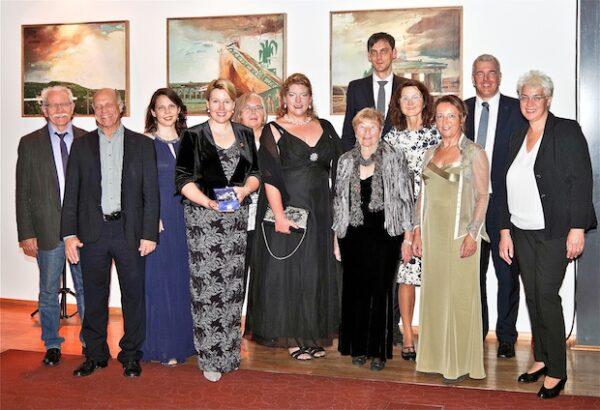 Spendengala am Welthospiztag: 10.000€ für Hospizaufbau 1