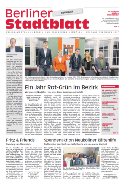 Berliner Stadtblatt #Neukölln – Ausgabe Dezember 3