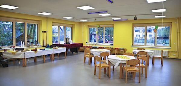 Kinderclubhaus Zwicke erfolgreich saniert 2