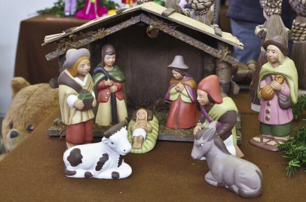 Weihnachtsausstellung beim Heimatverein besucht 2