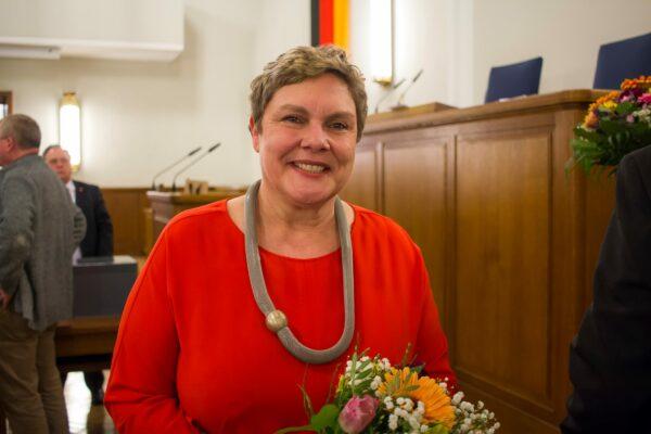 Karin Korte als neue Bezirksstadträtin gewählt 1