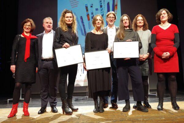 Zum 2. Mal wurde der Neuköllner Kunstpreis vergeben 1