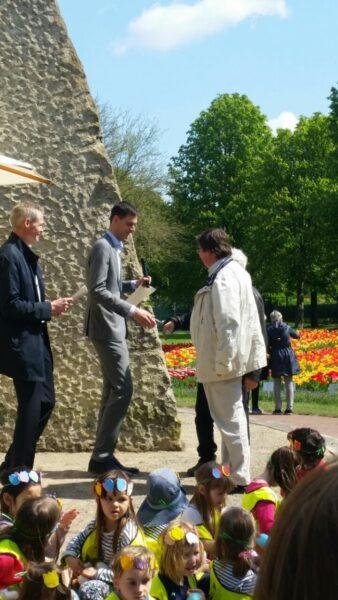 Tulipan im Britzer Garten 1