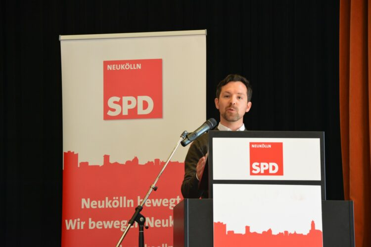 SPD Neukölln wählt neuen Vorstand - Severin Fischer folgt Franziska Giffey 5