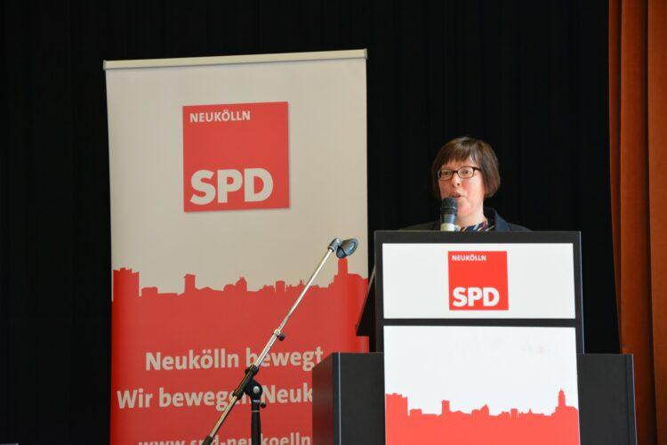 SPD Neukölln wählt neuen Vorstand - Severin Fischer folgt Franziska Giffey 7