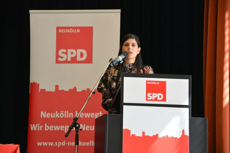 SPD Neukölln wählt neuen Vorstand - Severin Fischer folgt Franziska Giffey 9