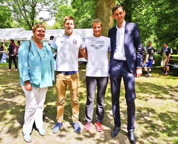22. Internationaler Sportbadpokal der SG Neukölln 3
