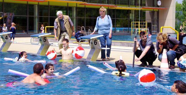 Neuköllner Schwimmbär geht mit großem Erfolg in die 4. Runde 3