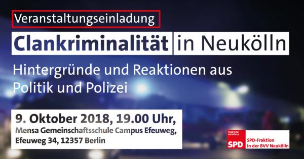 Clankriminalität in Neukölln – Hintergründe und Reaktionen aus Politik und Polizei 1