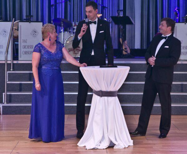 """SPD-Fraktion zu Besuch beim Ricam """"Ball unter Sternen"""" 2"""