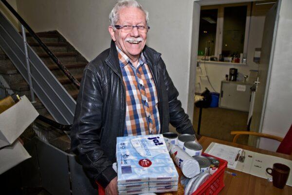 SPD-Fraktion übergab Spenden an Neuköllner Kältehilfeeinrichtung 3
