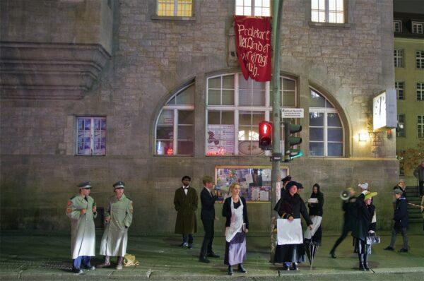 Vor 100 Jahren erlebte Neukölln die Geburtsstunde der Deutschen Demokratie 6