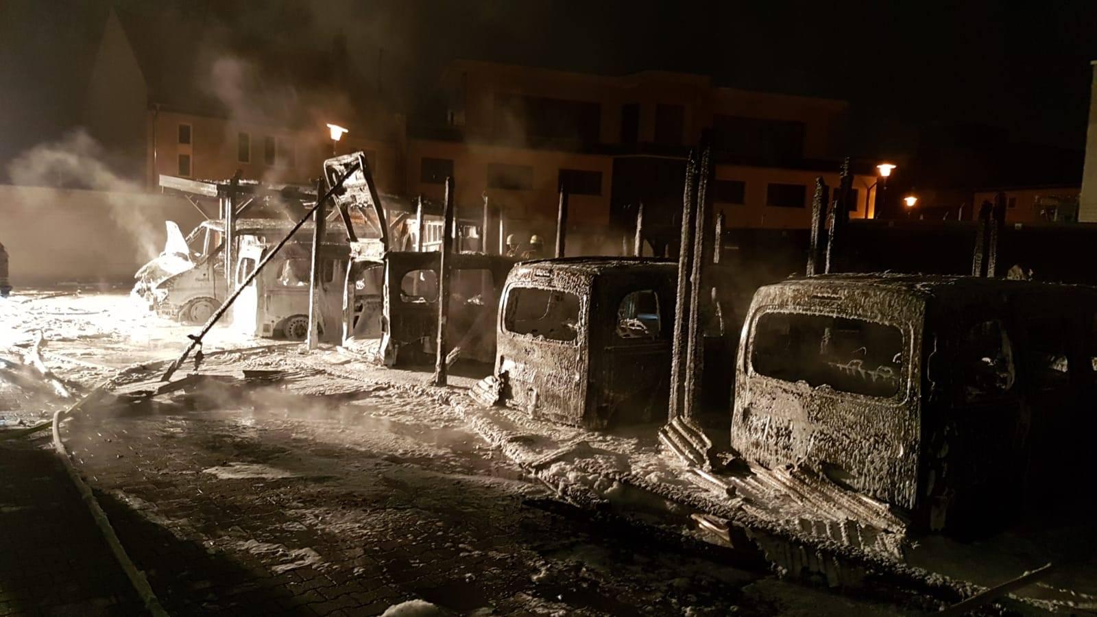 SPD Neukölln verurteilt Brandanschlag auf Dienstwagen des Ordnungsamtes Neukölln 4