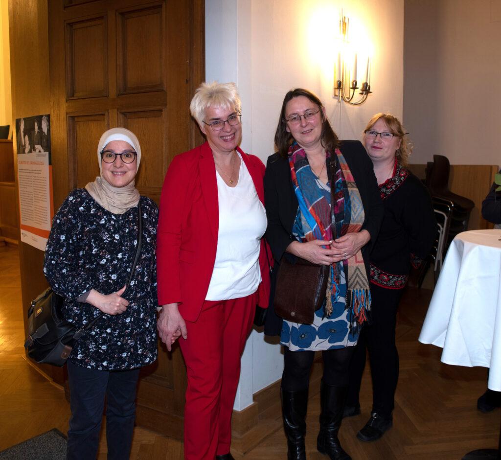 Feier 100 Jahre Frauenwahlrecht mit dem Blick nach vorne 24