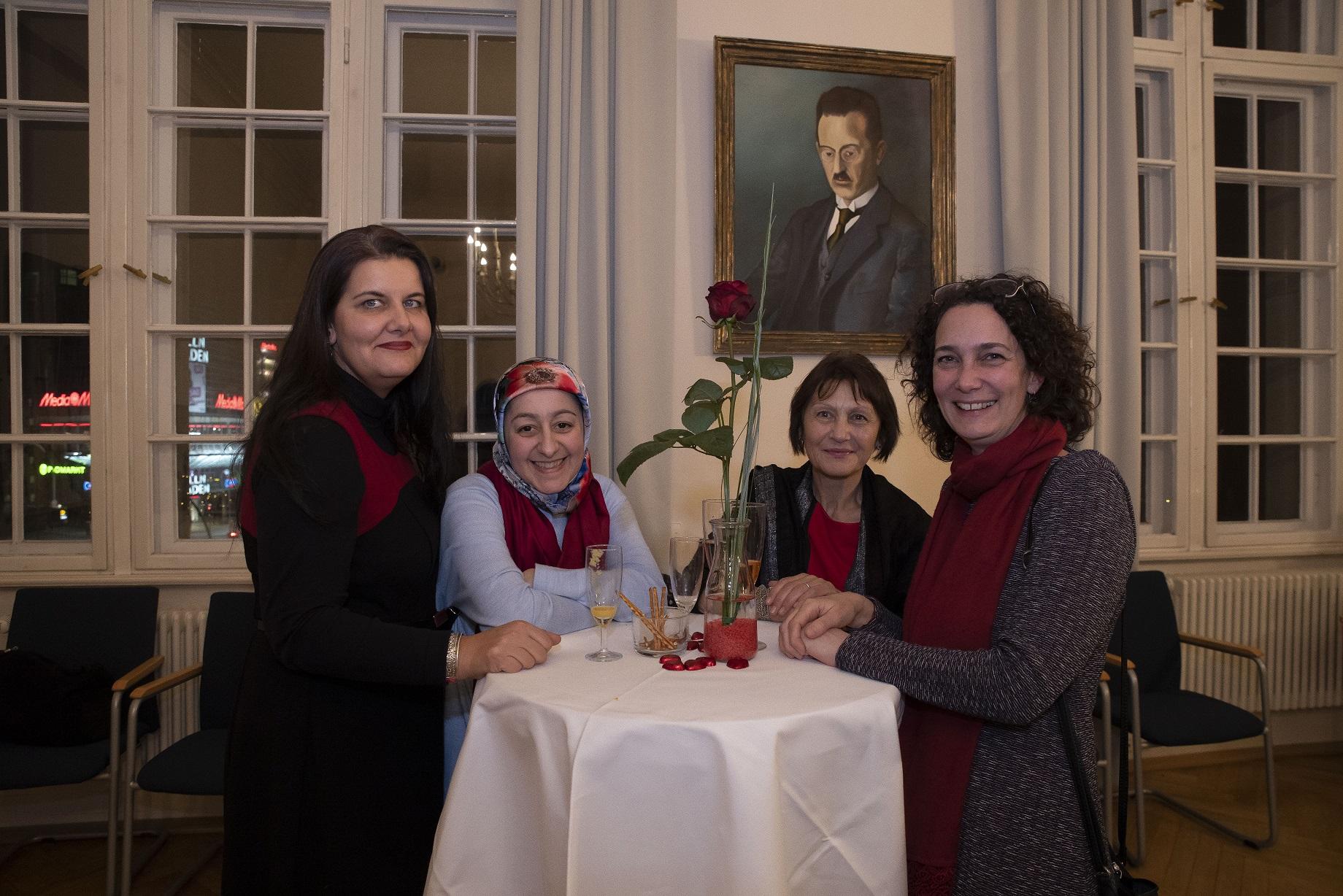 Feier 100 Jahre Frauenwahlrecht mit dem Blick nach vorne 26