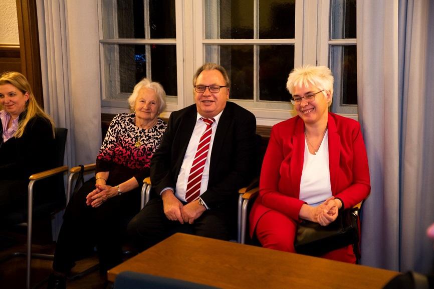 Feier 100 Jahre Frauenwahlrecht mit dem Blick nach vorne 4