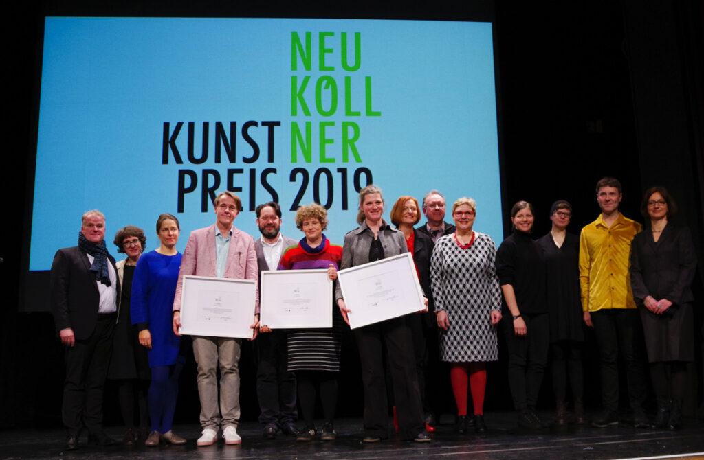 Neuköllner Kunstpreis 2019 vergeben 1