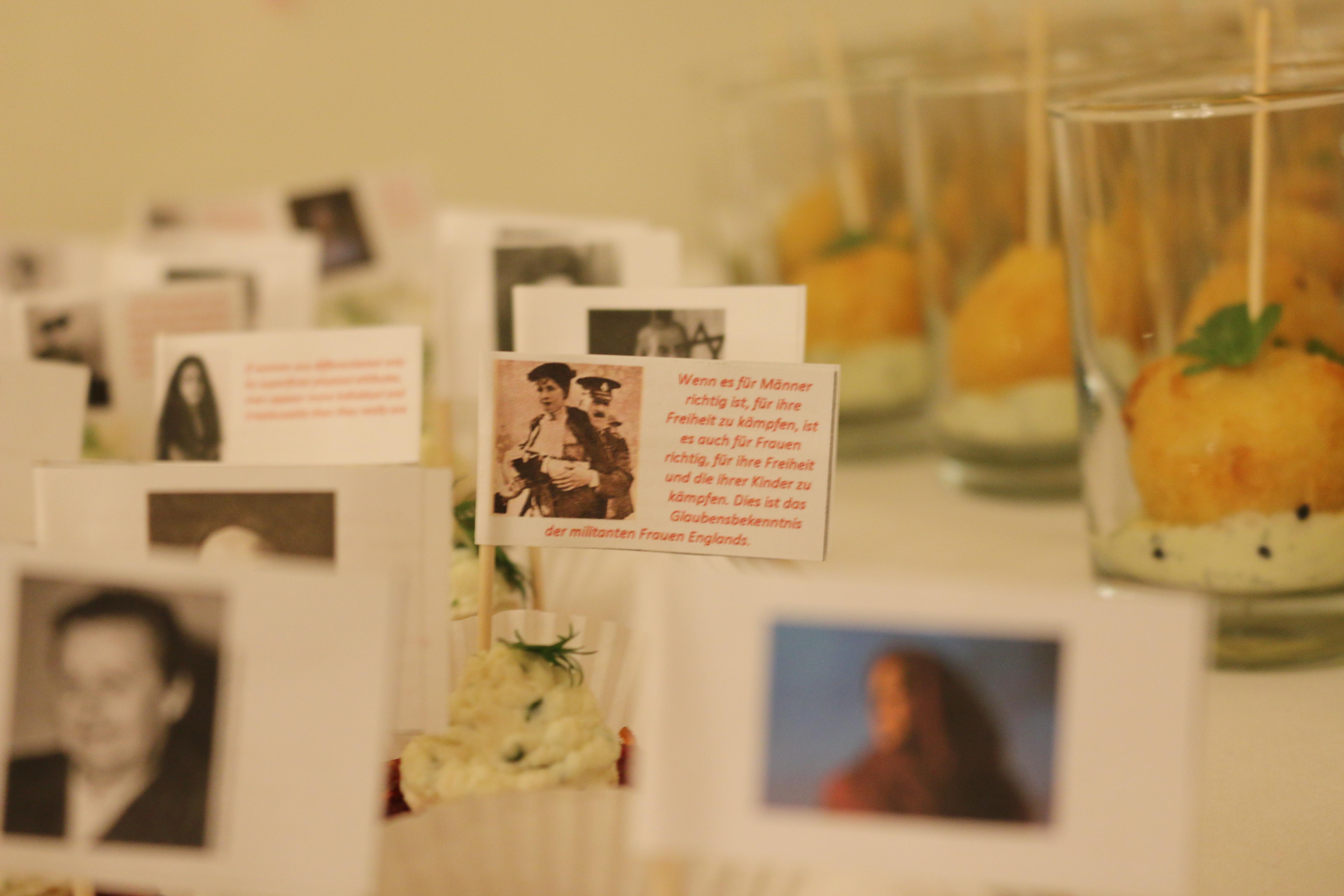 Feier 100 Jahre Frauenwahlrecht mit dem Blick nach vorne 33