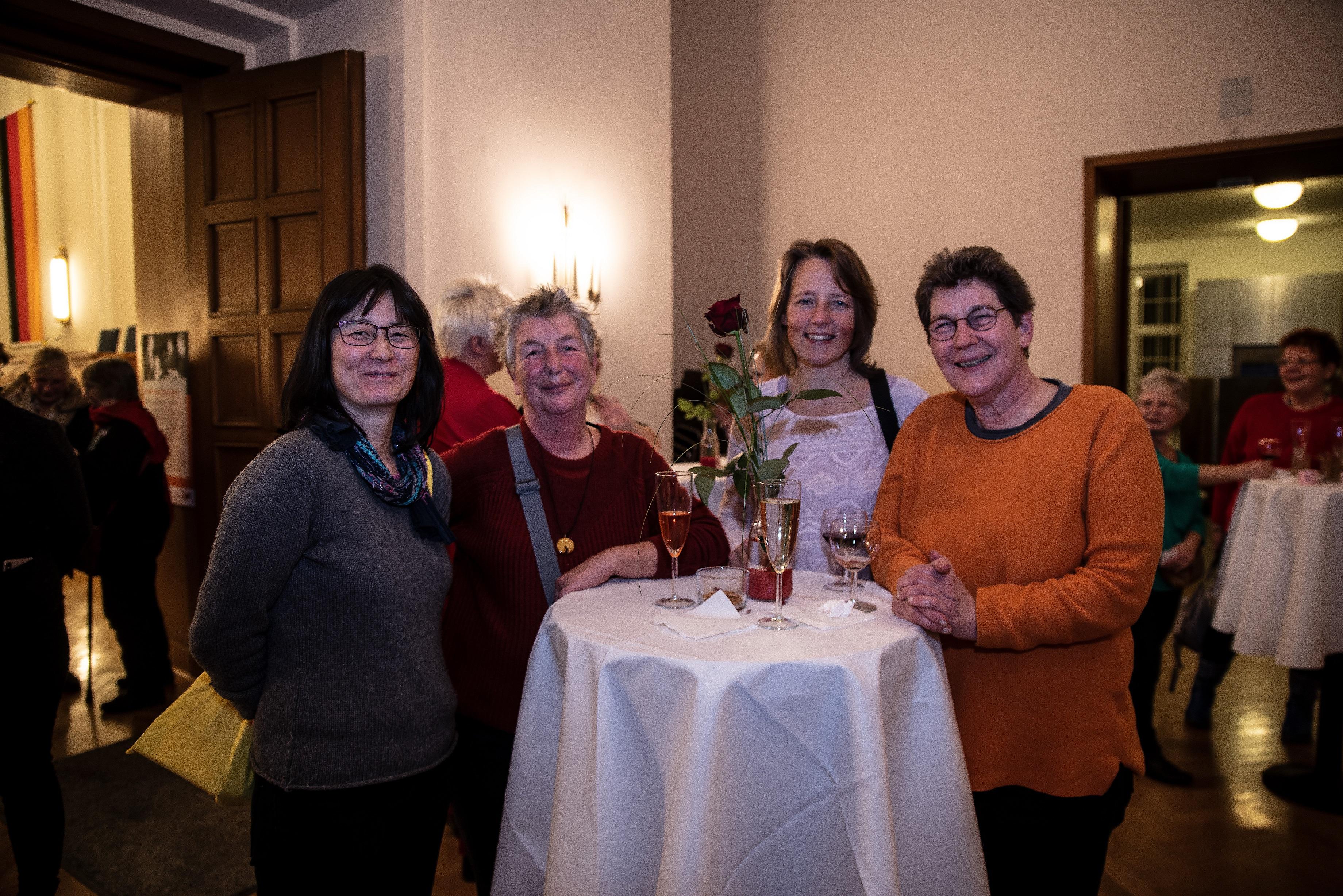 Feier 100 Jahre Frauenwahlrecht mit dem Blick nach vorne 29