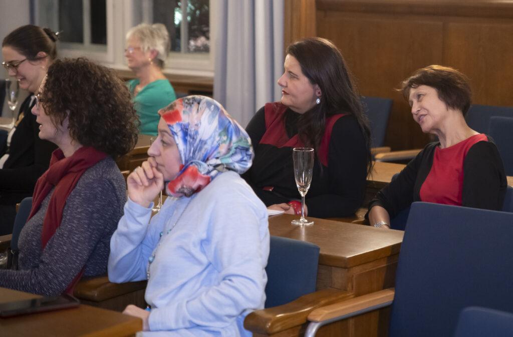 Feier 100 Jahre Frauenwahlrecht mit dem Blick nach vorne 11