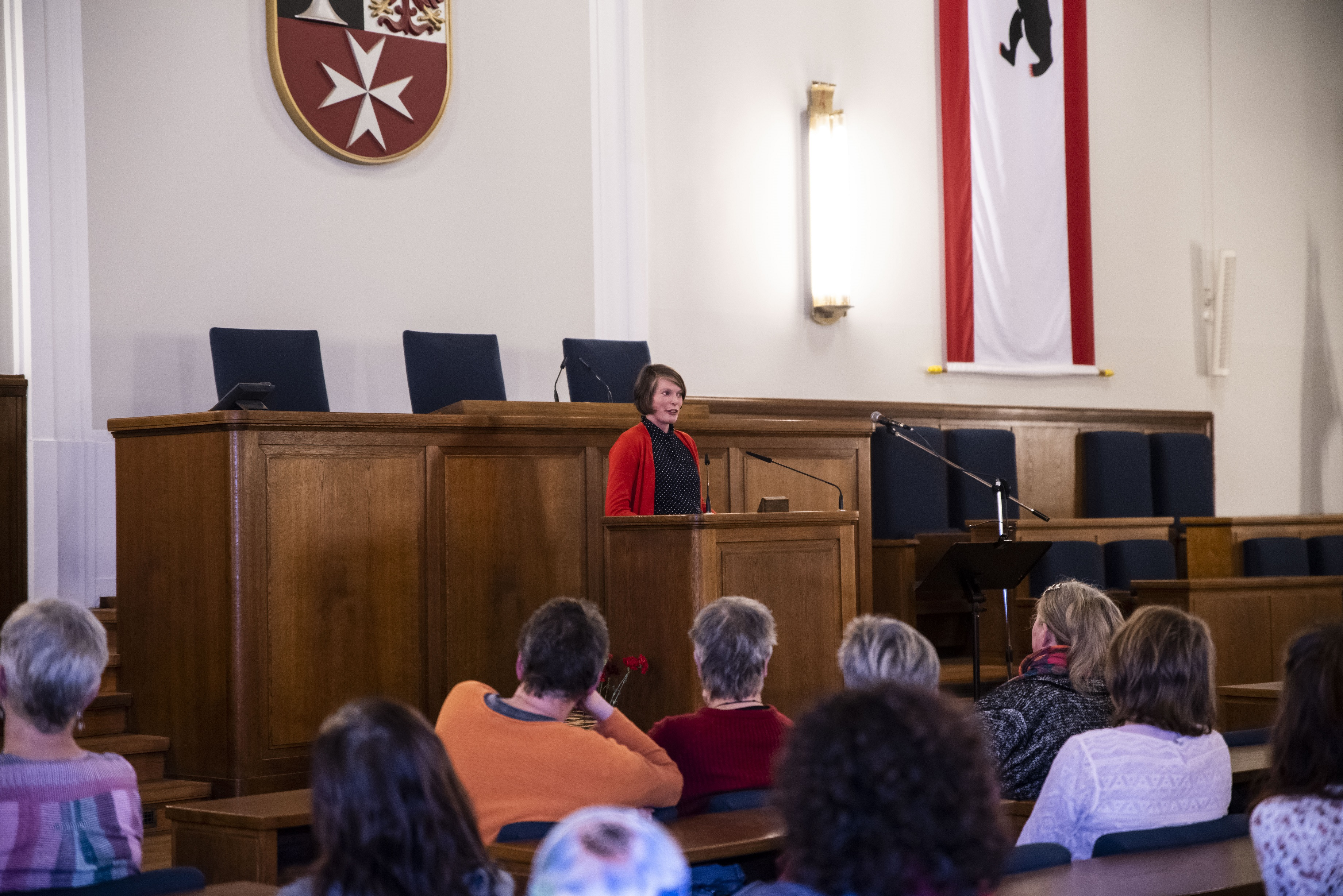 Feier 100 Jahre Frauenwahlrecht mit dem Blick nach vorne 25