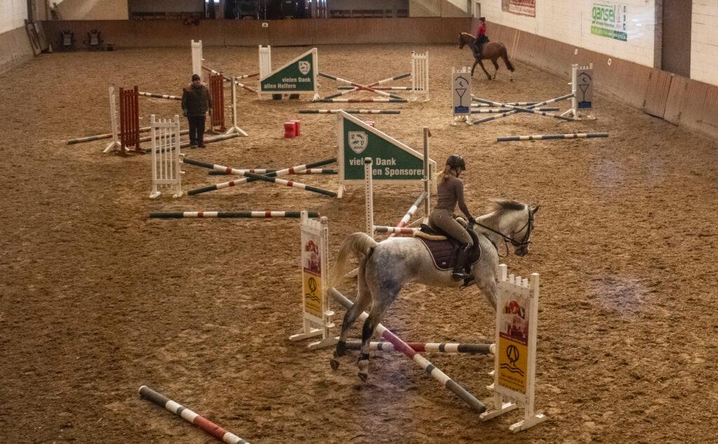 Zu Gast beim Neujahrsempfang des Rudower Reitervereins 4