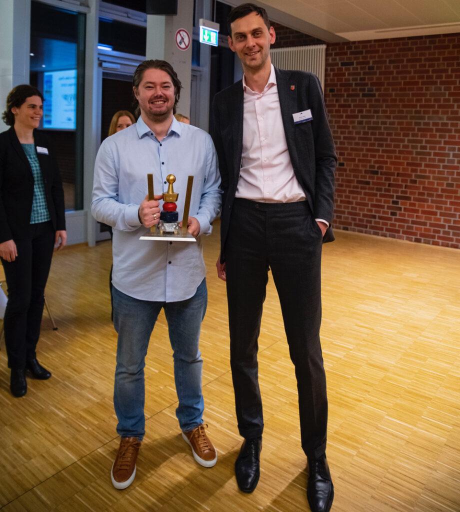 40 Jahre Annedore-Leber-Bildungswerk – Annedore- Leber- Preis verliehen 3