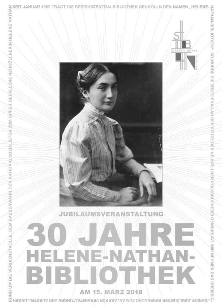 30 Jahre Helene Nathan Bibliothek 2