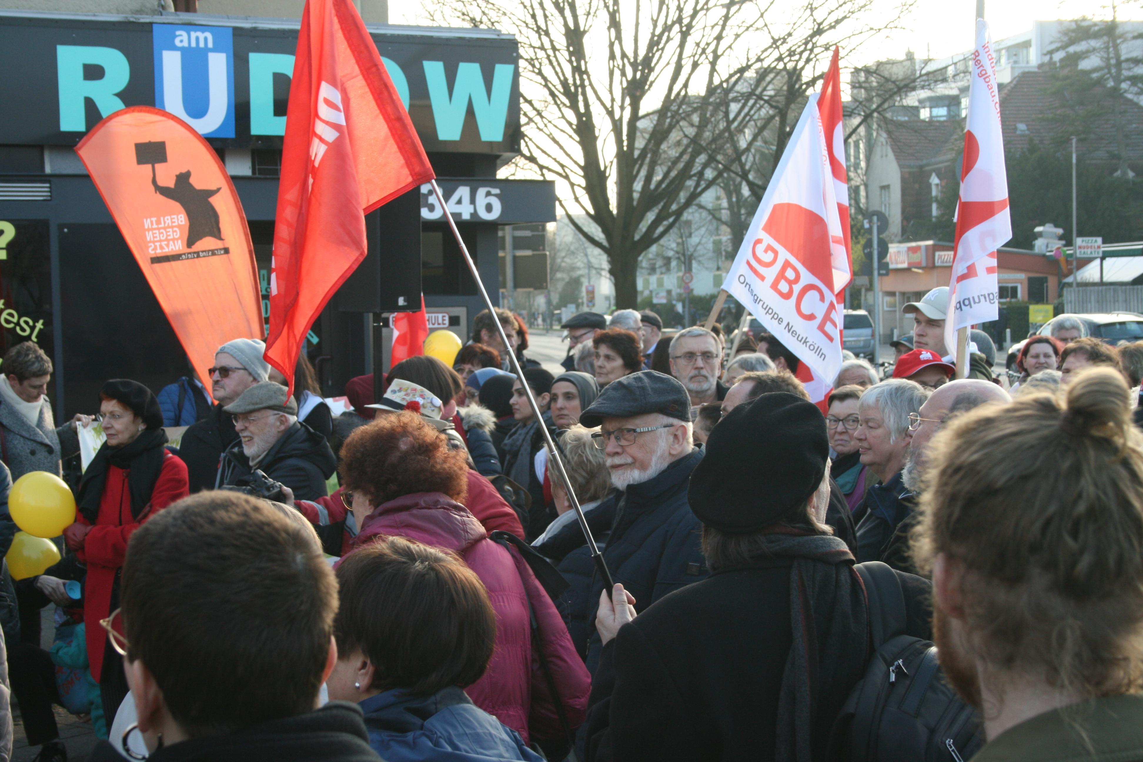 Rudow gegen Rassismus 4