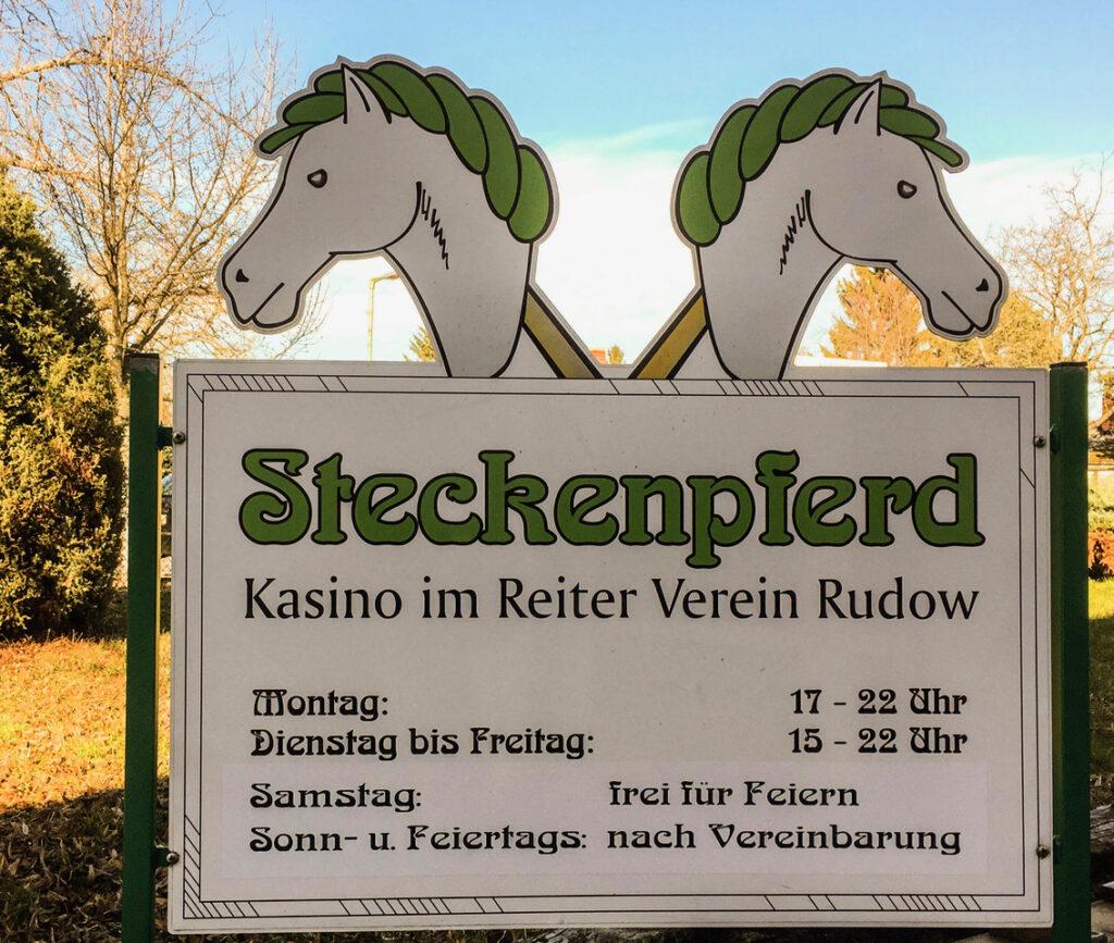 Zu Gast beim Neujahrsempfang des Rudower Reitervereins 5