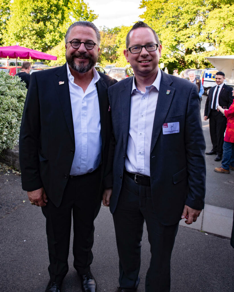 Frühlingsempfang der SPD Fraktion war bestens besucht 22