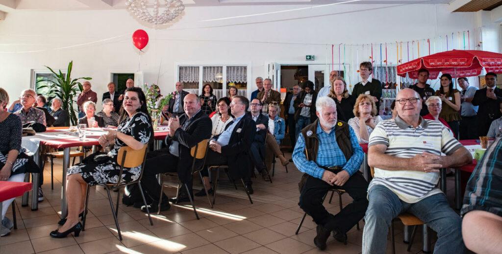 Frühlingsempfang der SPD Fraktion war bestens besucht 30
